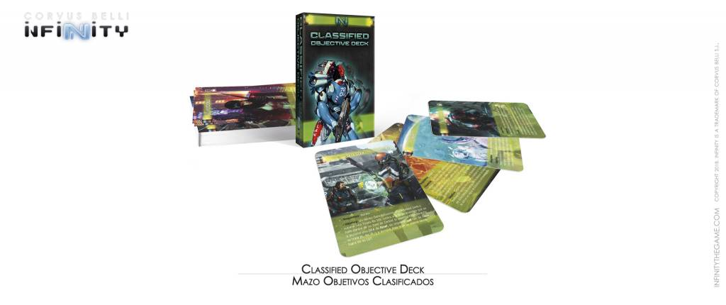 Infinity - Classified Objective Deck