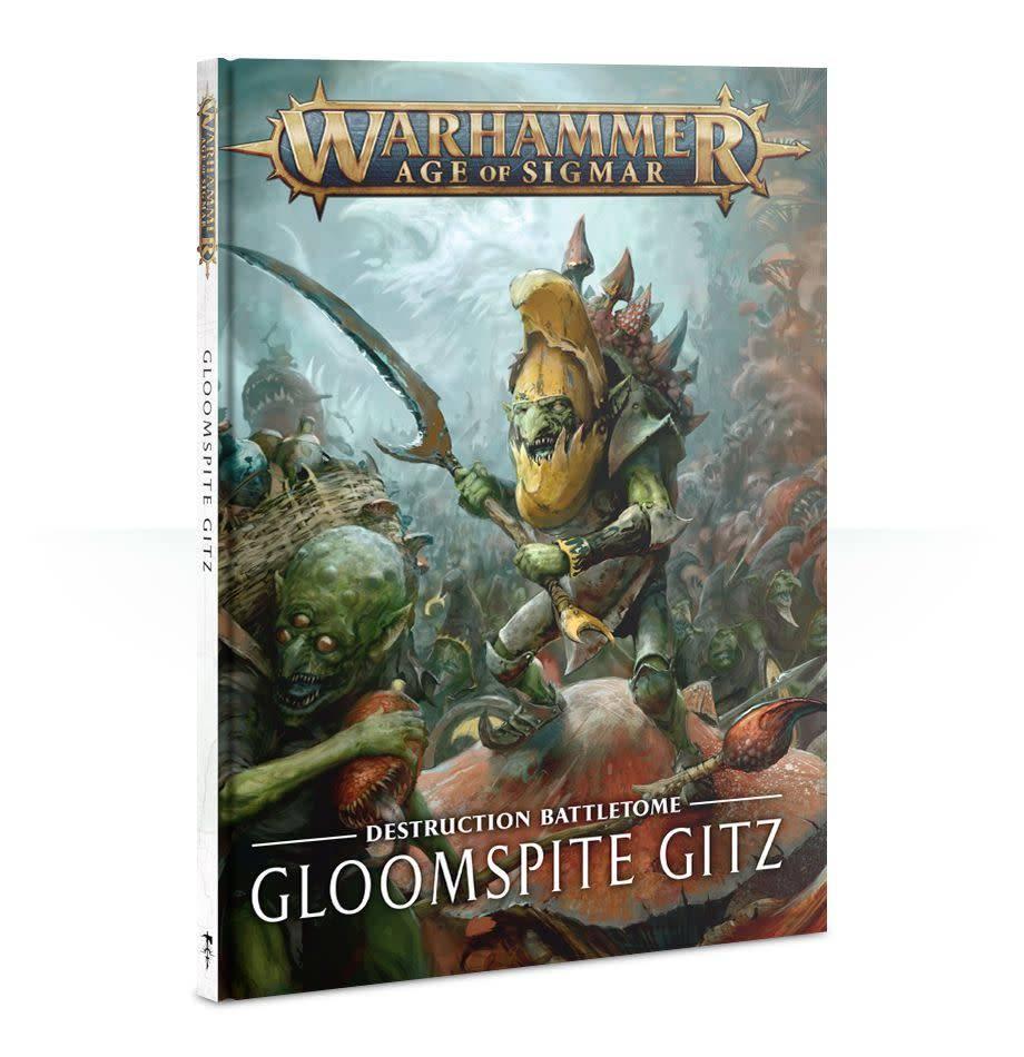 Battletome: Gloomspite Gitz (Sortie le 12 Décembre)
