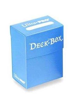 Deck Box Solid Blue