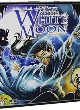 White Moon: Ghost Stories Exp,