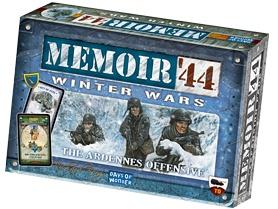 Memoire 44 Winter Wars - La Bataille des Ardennes (FR)