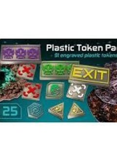 Zombicide Invaders: Plastic Token Pack