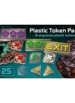 Zombicide : Invaders : Plastic Token Pack (max 2 spec. ord.)