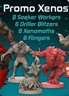 Zombicide : Invaders : Promo Xenos (max 12 spec. ord.)