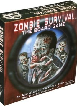 Zombie Survival The Board Game