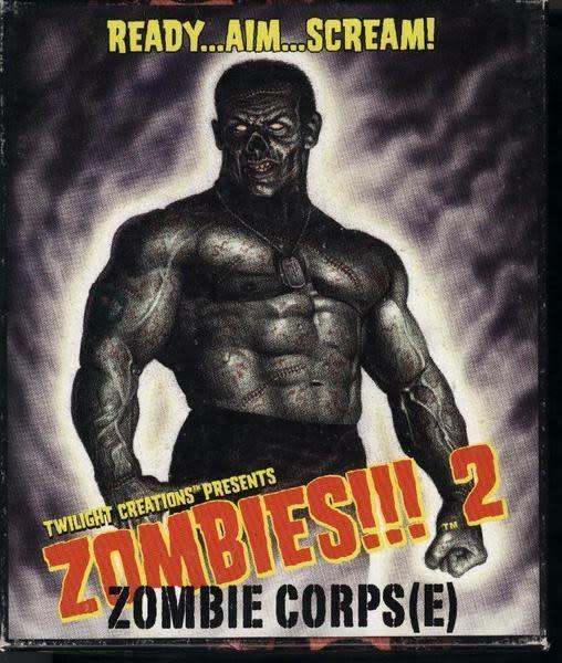 zombie!!! 2