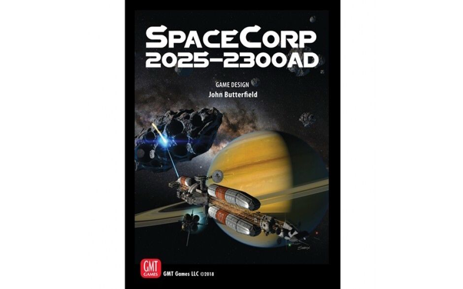 SpaceCorp: 2025-2030 AD (EN)