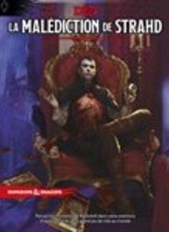 Donjons & Dragons 5E - Malédiction de Strahd (FR)