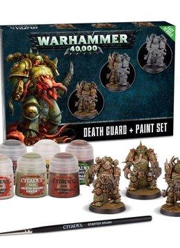 Death Guard plus Paint Set