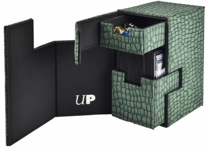 Deck Box M2 Limited Edition - Lizard Skin
