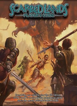 Scarred Lands Player's Guide 5e