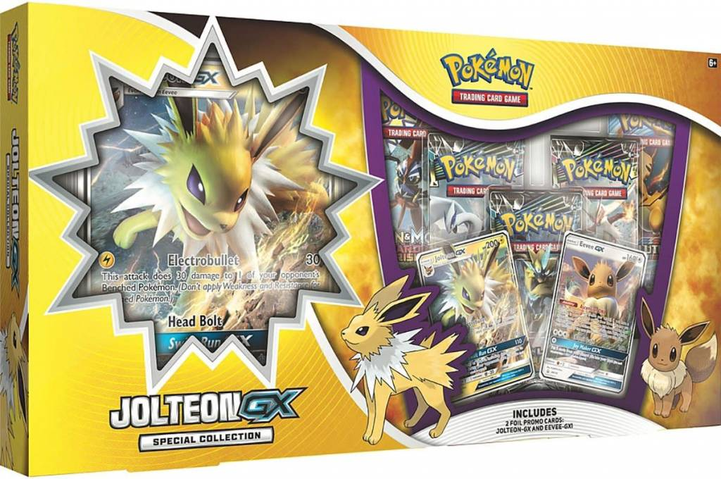 Pokemon Jolteon GX Collection