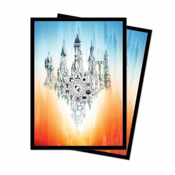 MTG Ravnica Card Back Sleeves 100ct