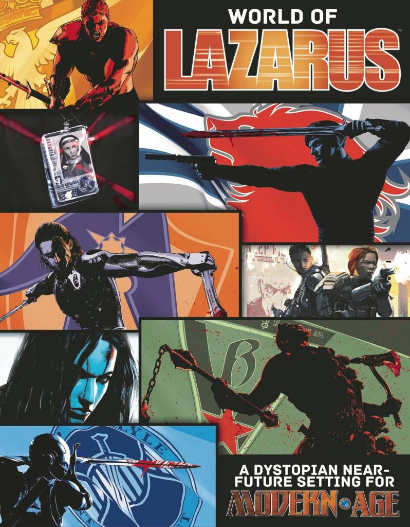 Modern Age - The World of Lazarus