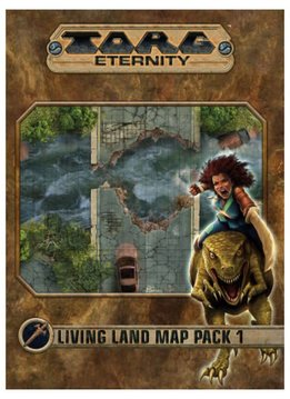 Torg Eternity - Living Land Map Set 1