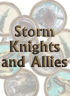 Torg Eternity - Storm Knights and Allies