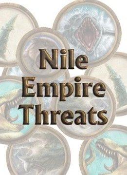 Torg Eternity - Nile Empire Threats