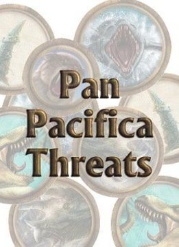Torg Eternity - Pan-Pacifica Threats