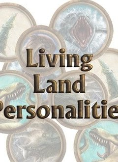 Torg Eternity - Living Land Personalities