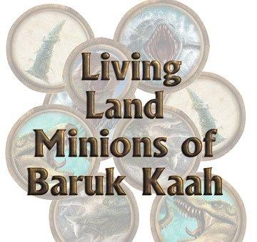 Torg Eternity - Living Land Minions of Baruk Kaah