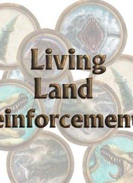 Torg Eternity - Living Land Reinforcements