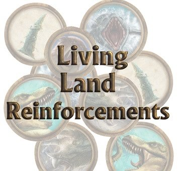 Torg Eternity - Living Land Reinforcements