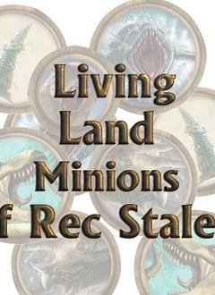 Torg Eternity - Living Lands Minions of Rec Stalek