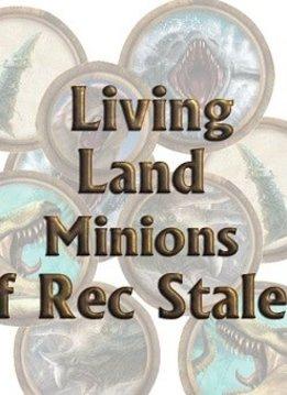 Torg Eternity - Living Lands Minions of Rec Stalek