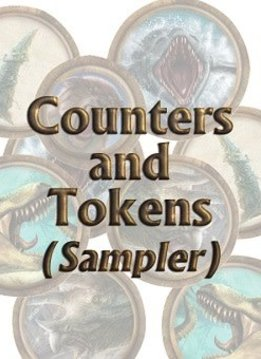 Torg Eternity - Living Land Counters and Tokens