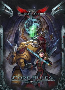 Warhammer 40k Wrath and Glory Rulebook