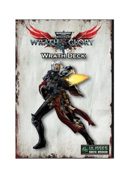 Warhammer 40K Wrath and Glory Wrath Deck