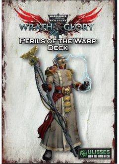 Warhammer 40K Wrath and Glory Perils of the Warp Deck