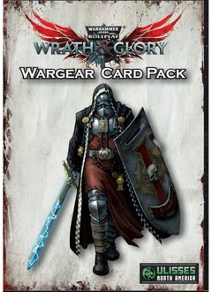 Warhammer 40K Wrath and Glory Wargear Card Pack