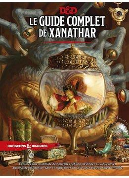 Donjons & Dragons 5E - Guide de Xanathar (FR)