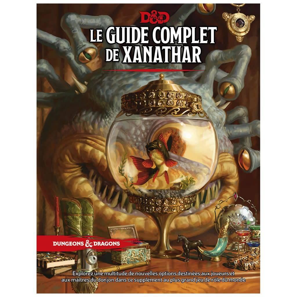 Donjons & Dragons 5E - Guide de Xanathar (FR) En vente le 22 janvier