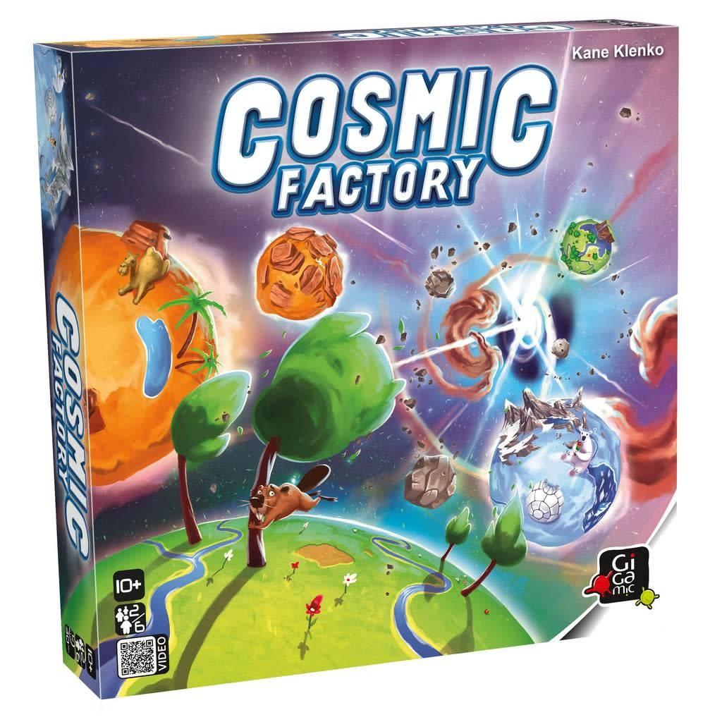 Cosmic Factory FR
