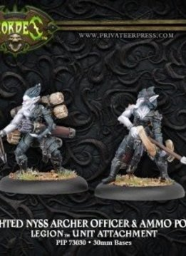 Blighted Archer Officer & Ammo Porter