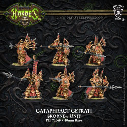 Cataphract Cetrati: Skorne