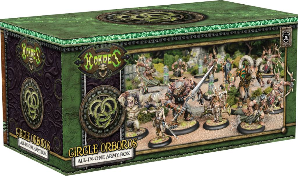 Circle - Tharn Army Box