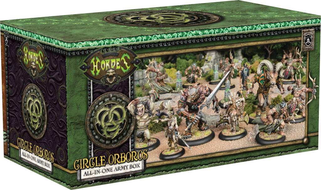 Circle - Tharn Army Box