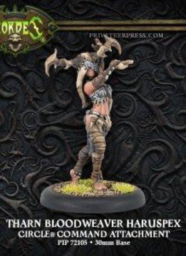Circle - Tharn Bloodweaver Haruspex Command Attachment