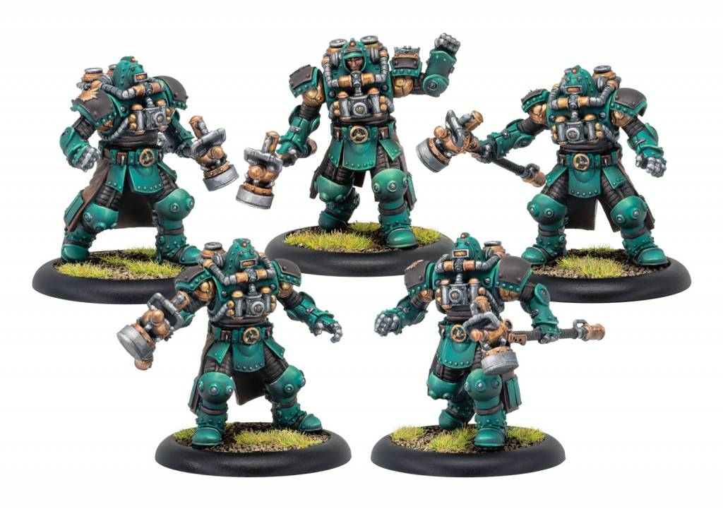 Crucible Guard - Assault Troopers