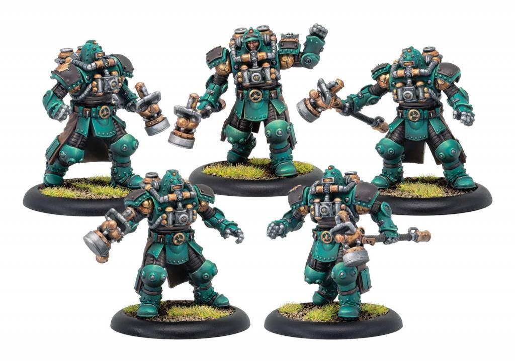 Crucible Guard - Assault Troopers