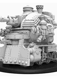 Crucible Guard - Railless Interceptor Battle Engine