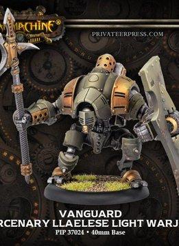 Crucible Guard - Vanguard Mercenary Light Warjack