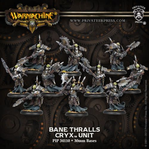 Cryx Bane Thralls Unit Box