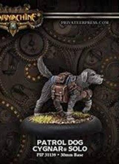 Cygnar : Patrol Dog