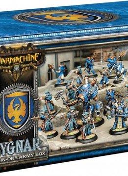 Cygnar All-In-one army Box