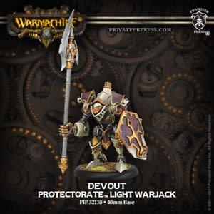 Devout light warjack Menoth