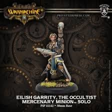Eilish the Occultist Minion Solo